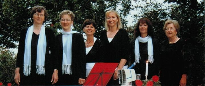 Akkordeon-Ensemble, empfehlenswert für Privat- und Kirchenfeiern.